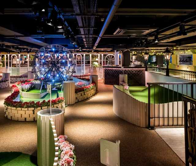 Hire Space Venue Hire Christmas At Swingers West End Exclusive Hire At Swingers