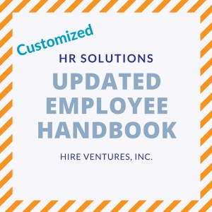 updated employee handbook