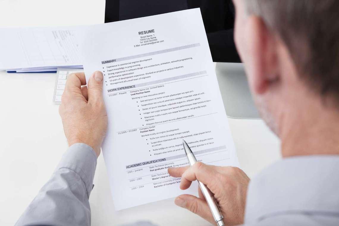 6 Signs Of A Great Resume Careerbuilder