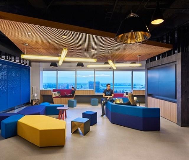 Malwarebytes Office Breakout Space