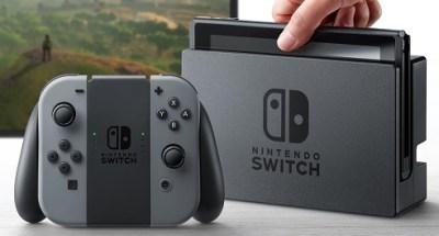 NX改め「Nintendo Switch」。任天堂の新ハードは据え置きと携帯の二刀流!