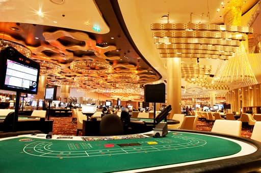豪華絢爛な雰囲気のオンラインカジノ