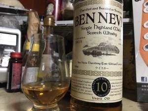 ベンネヴィス10年