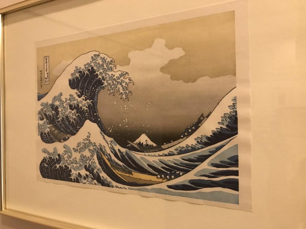 日本浮世絵博物館 葛飾北斎
