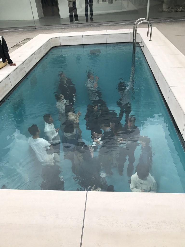 金沢21世紀美術館 プール