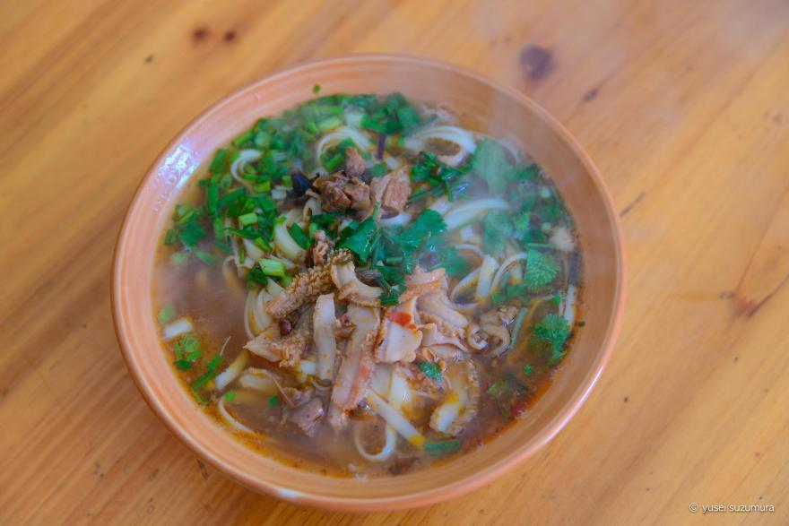 鳳凰古城 麺