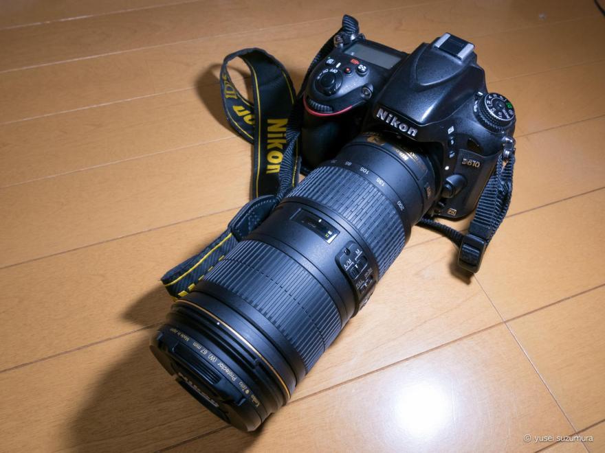D610 70-200mm f4