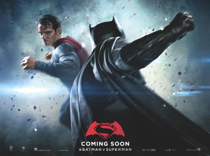 ザック・スナイダー バットマンvsスーパーマン