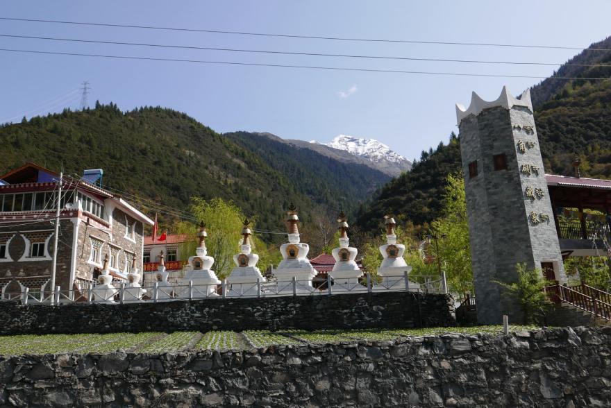 東チベット バス