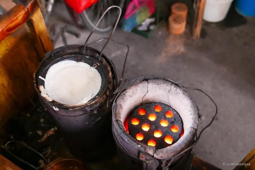 蛋烘糕 石窯