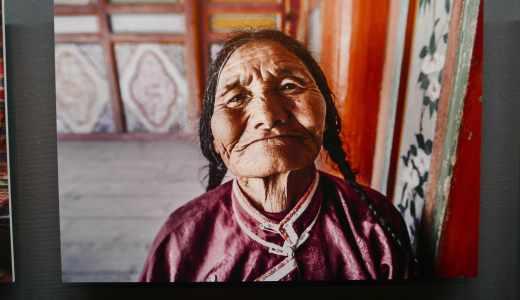 浅井 寛司 写真展:生きる、信仰-Prayers of Tibet-