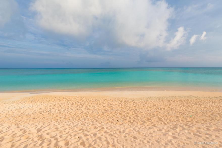 波照間島 ニシ浜ビーチ