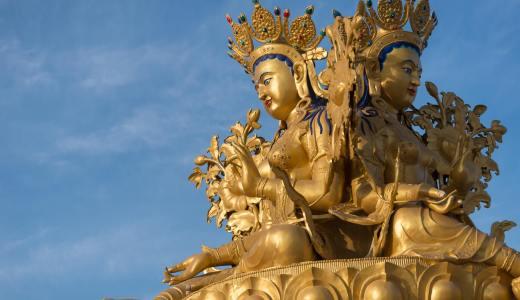チベット仏教芸術の中心地「同仁」がそんなに芸術的でなかった話