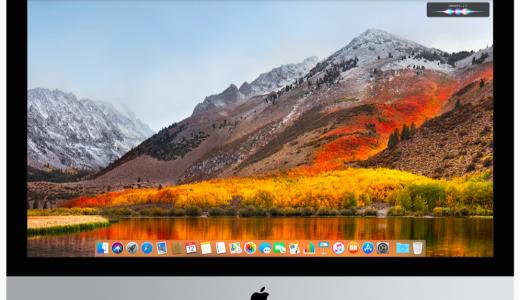 iMac 27inch 5Kディスプレイモデル購入!圧倒的な解像感とメモリ増加で写真編集もサクサク♫