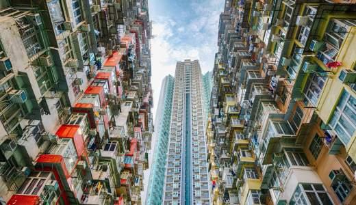 映画のロケ地にも使われた香港のインスタ映えスポット!超密集居住地「モンスターマンション」に行ってきました。