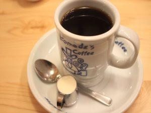 コーヒー、420円