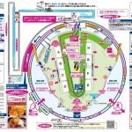 名古屋ドームリレーマラソンのマップと昨年の結果!!