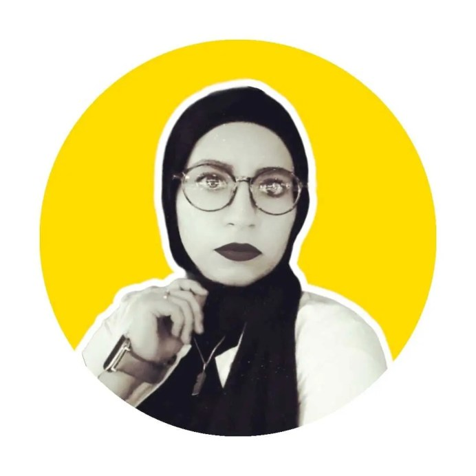 صورة سهام الكاتبة