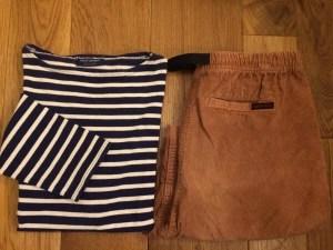 gramicci-shorts with-saint-james