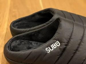 「SUBU/スブ」人気急上昇の冬用サンダル、サイズ感や履き心地を元靴屋がご紹介 スブかかと画像