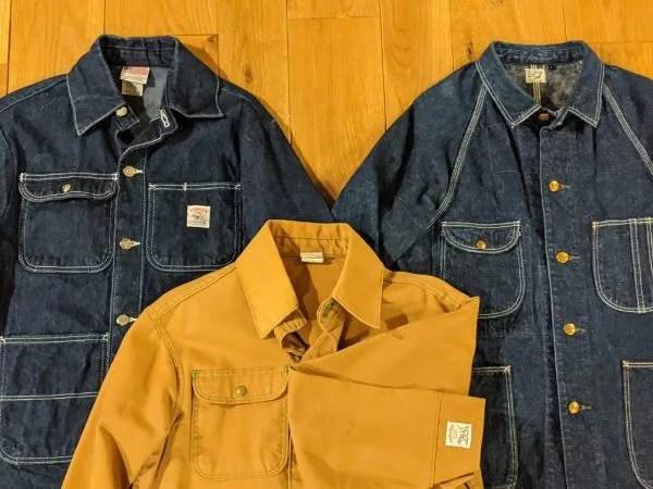 おすすめメンズカバーオールブランド5選、いつの時代も着れる定番アメカジアウター・3ブランド2画像
