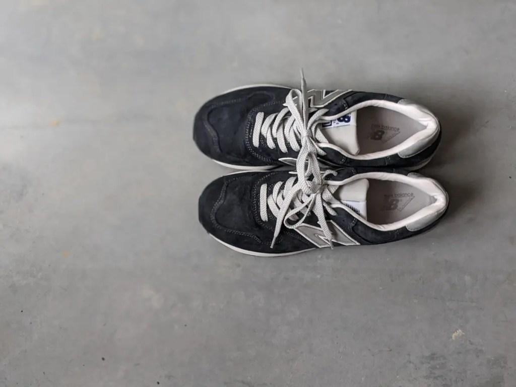 【2021年待望の復活】ニューバランスM1400レビュー|サイズ感・履き心地・販売店情報・全体画像