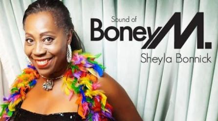 Sheyla Bonnick Sounds of Boney M