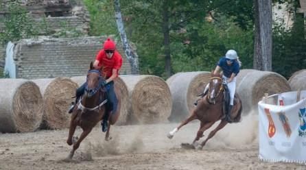 Kézdialmás lovasa nyerte a Hírös Vágtát