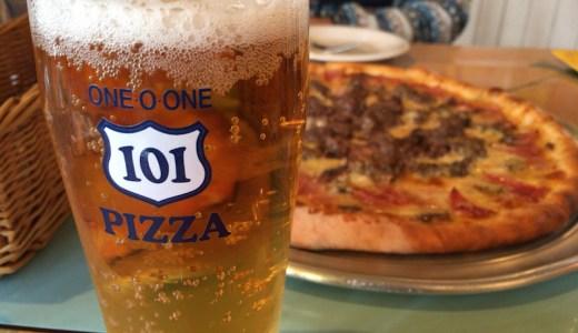 呉市で美味しいピザを食べるなら「カリフォルニア101」がおすすめ!
