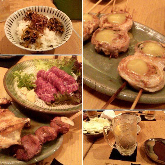 【串道楽 楽車】日本酒と焼き鳥きのマリアージュなら、やっぱりここ!