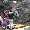 【参加者の声】親子外岩ボルダリングデビュー講習@御岳渓谷