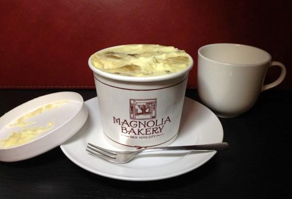 [凹] マグノリアベーカリーのバナナ・プディングが美味し過ぎて、改めて紹介!