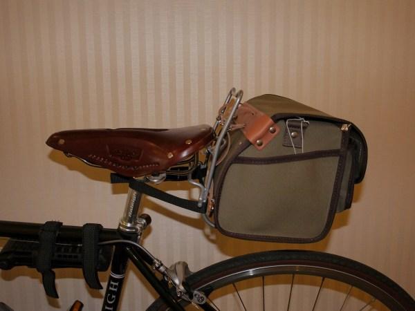 Hiroyaki carradice Classic Saddlebag Rack007
