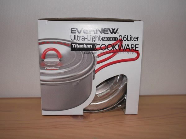 Evernew titan ultralight cooker001