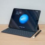 結局iPad Proには純正のSmart Keyboardが一番いいみたい。