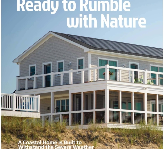 Roofing Magazine feature article