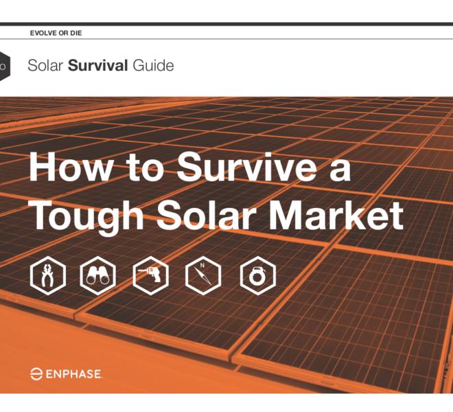 Solar Survival Guide intro