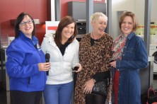 Joanne Brunette, Rone Venter, Jennie Gault and Marilize le Roux