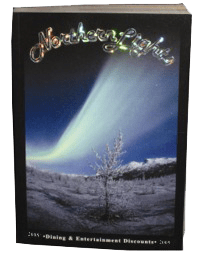 Northern Lights Coupon Book