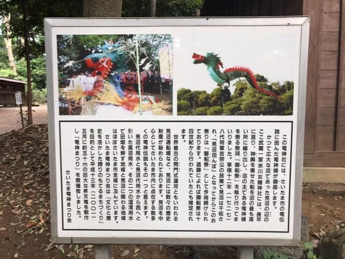氷川女体神社由緒