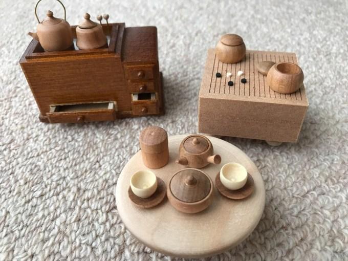 豆茶器玩具