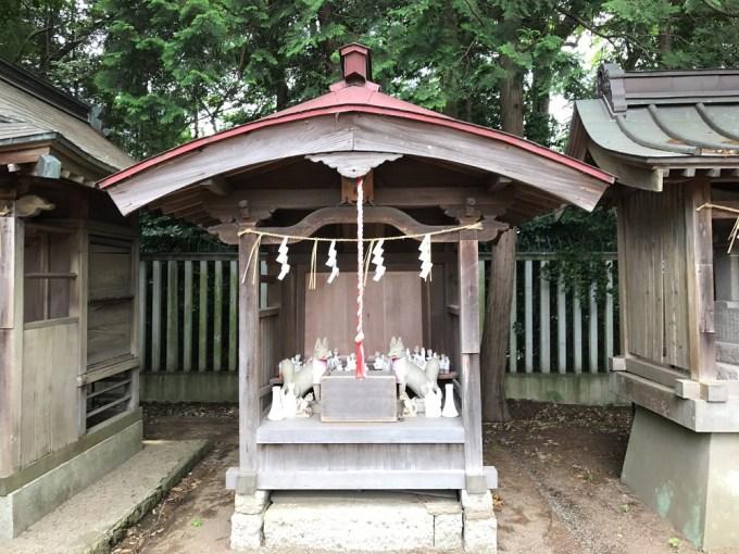 小山須賀神社稲荷神社