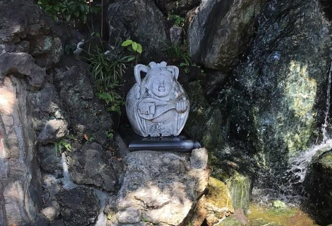 川越熊野神社弁財天