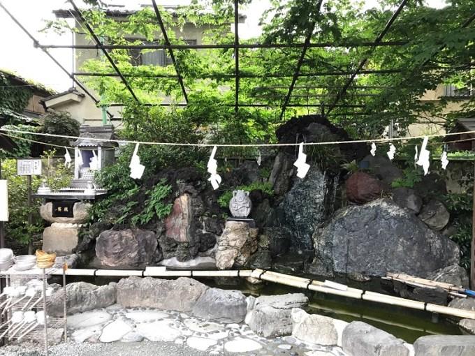 川越熊野神社宝池