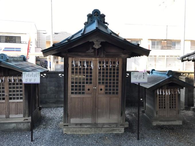 菖蒲神社聖徳社