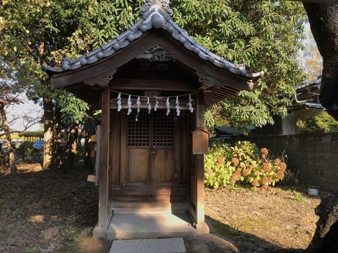 玉敷神社天神社