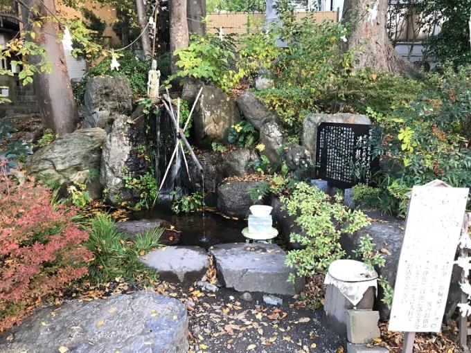 秩父今宮神社清龍の滝