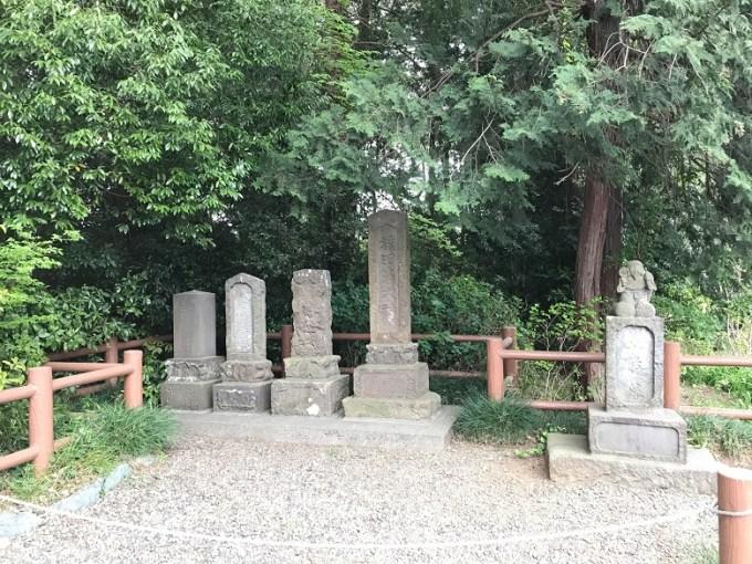 櫻木神社庚申塔