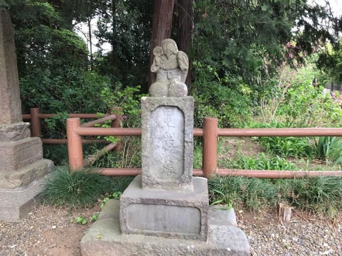 櫻木神社庚申塔3