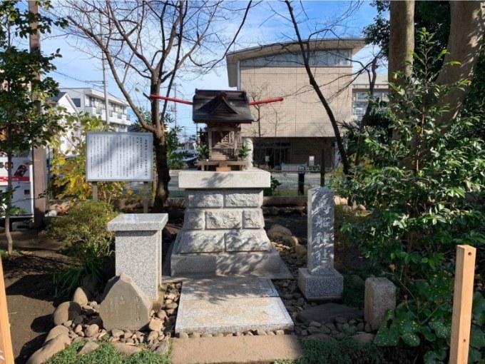 所澤航空神社鳥船神社